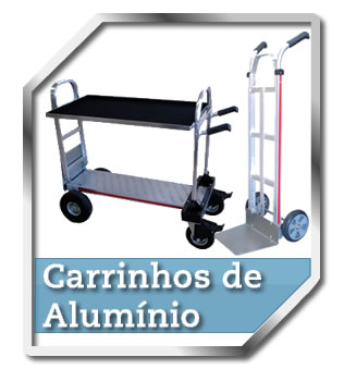Carrinhos de Alumínio
